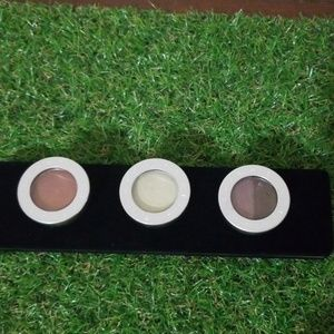 Victoria secret eyeshadows and eyeliner